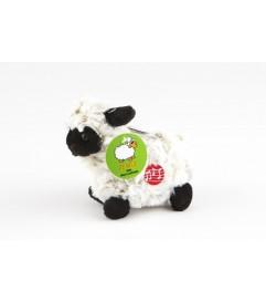Peluche Mouton doux porte clés musical